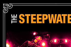 Steepwater Live CD-Release Poster