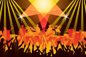UM 2011 Summer Tour Poster