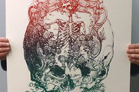 Dead Santa Clara Poster