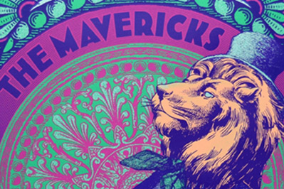 Mavericks at the Ryman