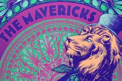 Mavericks at the Ryman